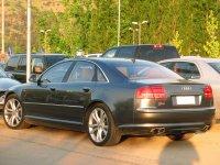 schwarz Audi S8